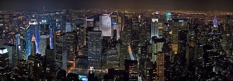 TALL NY Skyline