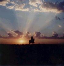 EDHS sunset
