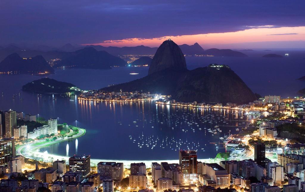 Rio-de-Janeiro-Night-View