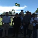 Brazilian cattle show ExpoZebu