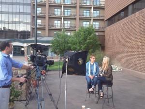 Superior Sunrise Interview TRG