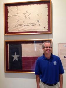 Kyle Schlafer – Program Supervisor at the Texas Capitol Visitors Center