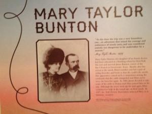 Mary Taylor Bunton